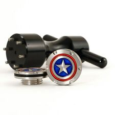 2x 20g Deluxe Tour Weight Kit Scotty Cameron Fastback Squareback Captain America