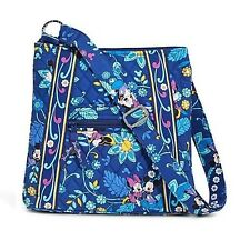 """VERA BRADLEY ~ """"Disney Dreaming"""" ~ Large Hipster ~  Great Front Pockets ~ NWT"""