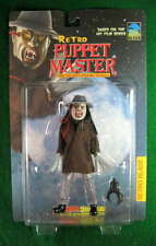 PUPPET MASTERS RETRO BLADE ACTION FIGURE FULL MOON 1999 NEW SEALED #891