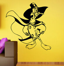 Darkwing Duck Wall Decal Walt Disney Vinyl Sticker Cartoons Home Wall Decor 1dwd