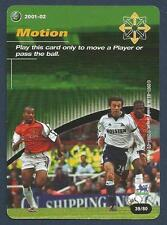 WIZARD OF THE COAST SKILLS-2001-02- #39-ARSENAL-ASHLEY COLE V TOTTENHAM HOTSPUR