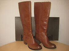 Luxury Rebel Shoes New Womens Aspen 161248 Camel Leather Boots Eur 40 US 9.5 M