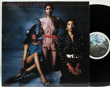 Pointer Sisters     Special things        1980        Planet        NM  # 0