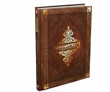 Uncharted 3: Drakes Deception The Complete Official Guide CE [Hardcover] NEW