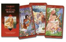 NEW Tarot Of Sexual Magic BOOK (Cards) Free P&H