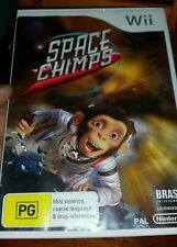 Space Chimps NINTENDO WII - FREE POST