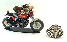 MOTO FIGURINE JOE BAR TEAM HACHETTE N°87 EDOUARD BRACAME HONDA 750 FOUR