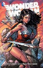 New 52 Hardcover Wonder Woman Volume 7 War Torn New Still Sealed