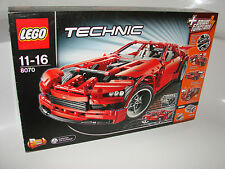 Lego ® Technic técnica 8070 Super Car _ Hot Rod _ nuevo embalaje original New
