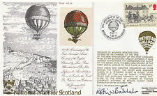 AC16 200 Ann 1st successful Aerial  Channel crossing voyage signed  RAF cover