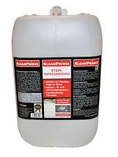 CleanPrince Stein Imprägnierung 10 Liter Granit Sandstein Kalkstein imprägnieren