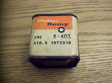 DELCO-REMY A-401 Part#1972010  NOS FITS GM 50'S