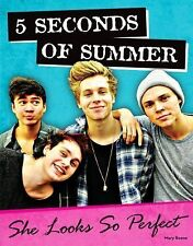 NEW - 5 Seconds of Summer: She Looks So Perfect by Triumph Books