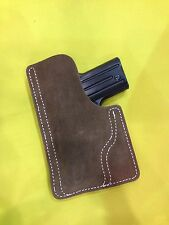 Leather Pocket Holster for SIG SAUER P238    - (# 875)