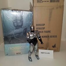 HOT TOYS 1/6 MMS202 ROBOCOP Alex Murphy Diecast Collectible Figure