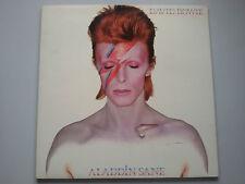 David Bowie - Aladdin Sane Vinyl LP + Inner German 1st Press Gatefold EX+/EX+