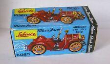 Repro Box Schuco Micro Racer 1036/1 Mercer Typ 35 J 1913