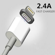 Charging Magnetic Cable For iPhone 5 5s 5c SE 6 6s 7 Plus Micro USB