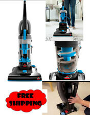 Bissell PowerForce Helix Bagless Upright Vacuum Cleaner Blue Canister Corded NEW