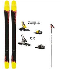 Rossignol Soul 7 HD snow skis 180cm w-Binding (incl POLES at BIN price) NEW 2017