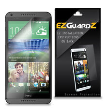 5X EZguardz LCD Screen Protector Cover HD 5X For HTC Desire 820S, 820us, D820s