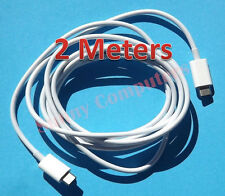 New 2M USB 3.1 Type-C M/M Cable Data Sync Charge Cord For LG G5 5X LGH850 H791