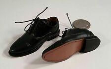 DID WWII British Winston Churchill shoes 1/6 Toys Soldier Miniature gi joe 3R UK