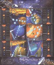 Israel 2006 Sistema Solar/espacio 6v Sht ref:n15783