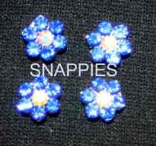 Snappies ROYAL blue MAGNETIC number pins SADDLESEAT WESTERN SHOWMANSJIP TRAIL