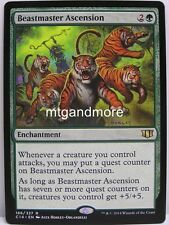 Magic Commander 2014 - 1x  Beastmaster Ascension