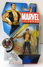 "MARVEL UNIVERSE SUB MARINER 3.75"" ACTION FIGURE NAMOR SERIES 1 034 HASBRO TOYS"