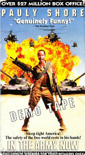 In the Army Now VHS Video Tape Demo Screener Promo Edition Pauly Shore