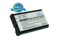 3.7V battery for Casio Exilim EX-FH100, Exilim EX-Z2000SR, Exilim EX-Z2000RD NEW