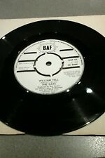 "WILLIAM TELL-THE CATS.VINYL 7""45RPM.BAF.VG+"
