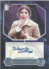 "Topps Doctor Who 2015 Deborah Watling ""Victoria Waterfield"" Autograph Card 08/50"