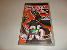 PlayStation Portable PSP  NFL Street 3