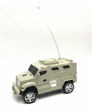 U.S. Army Radio Control MRAP Vehicle Official Military Toy Ages 8+
