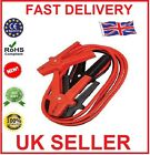 NEW HEAVY DUTY 600AMP CAR VAN JUMP LEADS 3.6 METRE LONG BOOSTER CABLES START