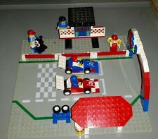 LEGO START GRAND PRIX FORMULA UNO VINTAGE TOYS