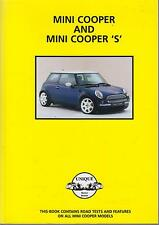 MINI COOPER & S INCL 1.3i & BMW MINI COOPER & S (1963-2002) PERIOD ROADTEST BOOK