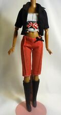 Fashionable Clothes Outfit for Barbie Doll or similar doll