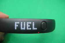 NIKE+ Fuelband Wrist Sports Runner Run Fuel Band Pedometer Size S Black USED AR