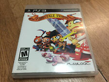 PS3 FAIRYTALE FIGHTS Complete Playstation 3 Game NM Condition Rare