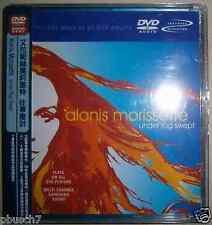 ALANIS MORISSETTE Under Rug Swept DVD AUDIO SEALED w/OBI