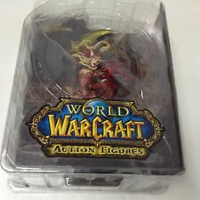 WORLD OF WARCRAFT ACTION FIGURES . VALEERA SANGUINAR  ..Envio Gratis ..Paypal