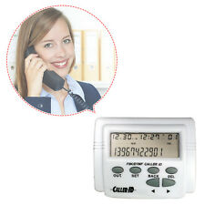 FSK/DTMF Caller ID Box & Cable for Telephone Phone LCD Display