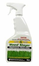 Glyphosate Weed Slayer Herbicide 750 mL David Grays Weed Killer Spray