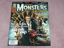 FAMOUS MONSTERS # 282 - Bruce Campbell cover, regular version, brand new