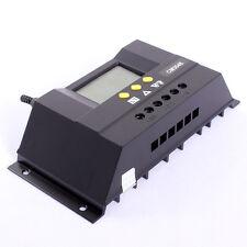 LCD 30A Panneau solaire batterie régulateur charger 48V 1440W auto interrupteur