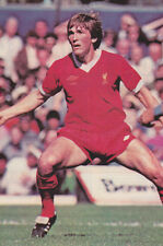 Football Photo KENNY DALGLISH Liverpool 1977-78